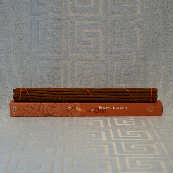Om Tibetan Incense Box