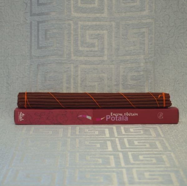 Tibetan Incense potala Box